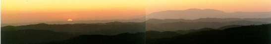 Pôr do sol no Mú ( Rui Santana )